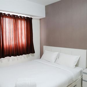 Homey 1Br At The Wave Near Epicentrum Kuningan photos Exterior