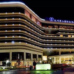 Deefly Grand Hotel Airport Hangzhou photos Exterior