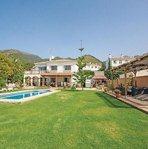Five-Bedroom Holiday Home In Mijas Pueblo photos Exterior