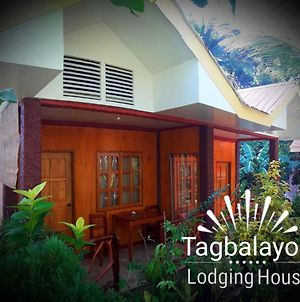 Tagbalayon Lodging House photos Exterior