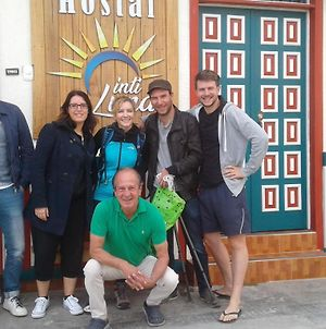 Intiluna Hostel photos Exterior