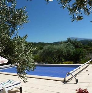 Property With One Bedroom In Saint Hippolyte Le Graveyron With Wonderful Mountain View Private Pool Enclosed Garden 26 Km From The Slopes photos Exterior