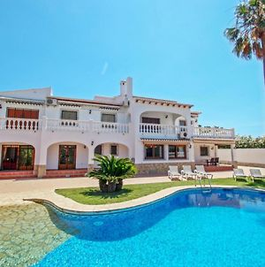 Ana Y Paco - Pretty Holiday Property With Private Pool In Benissa photos Exterior