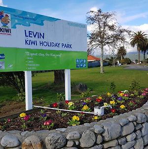 Levin Kiwi Holiday Park photos Exterior