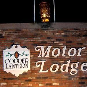 Copper Lantern Motor Lodge photos Exterior
