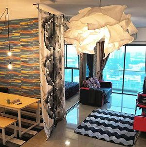 Cozy And Spacious 2 Bedroom, Family Home Cybersquare 21 Cyberjaya, Flexihome-My photos Exterior
