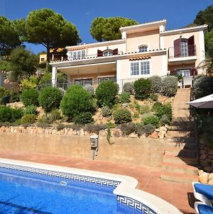 Beautiful Villa With Private Pool Near Forest In Catalonia photos Exterior