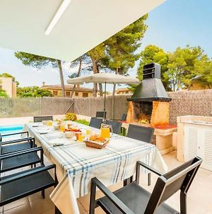 Playa De Muro Villa Sleeps 6 Pool Air Con Wifi photos Exterior