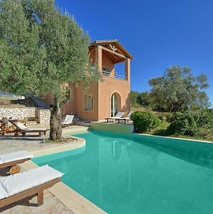 Syvota Villa Sleeps 6 Pool Air Con Wifi photos Exterior