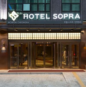 Hotel Sopra Incheon Cheongna photos Exterior