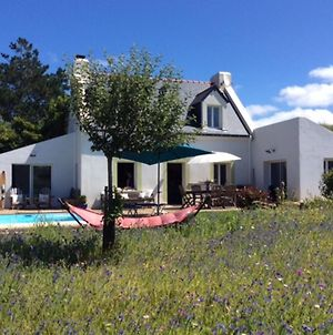 Villa With 3 Bedrooms In Kervilahouen With Private Pool Enclosed Garden And Wifi 2 Km From The Beach photos Exterior