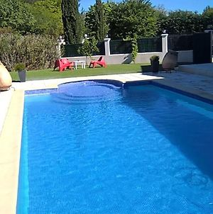 Villa With 3 Bedrooms In Bouc Bel Air With Private Pool Enclosed Garden And Wifi 15 Km From The Beach photos Exterior