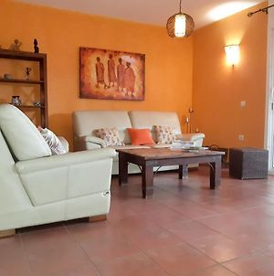 House With 3 Bedrooms In Puerto Del Rosario With Wonderful Sea View Enclosed Garden And Wifi photos Exterior
