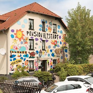 Pension Altstadt Borna photos Exterior