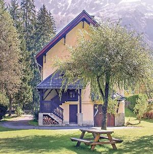 Holiday Home Chamonix Mont Blanc Route Des Gaillands photos Exterior