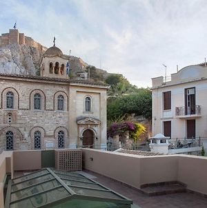 Tripodon Plaka In The Shade Of Acropolis By Ghh photos Exterior