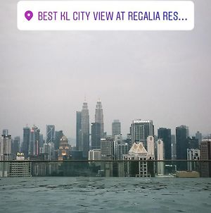 57 Skystay Regalia Suites By Hans Empire - Best Kl City View! photos Exterior