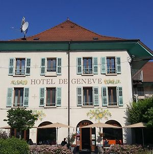 The Originals City, Hotel Geneve, Albertville Nord photos Exterior