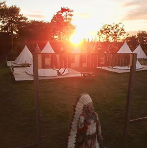 Pinewood Park - Tipis, Hot Tubs And Lodges photos Exterior