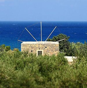 Authentic Cretan Stone Windmill photos Exterior
