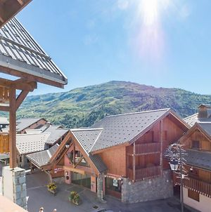 Apartment With 2 Bedrooms In Valmeinier With Wonderful Mountain View And Furnished Balcony photos Exterior