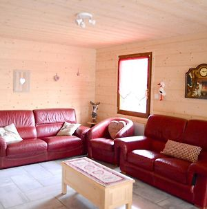 Chalet With 3 Bedrooms In Xonrupt Longemer With Wonderful Mountain View Furnished Garden And Wifi 5 Km From The Slopes photos Exterior