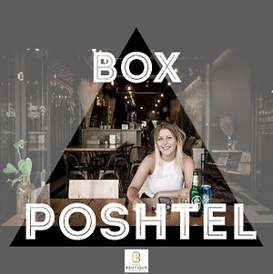 Box Poshtel Phuket photos Exterior