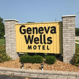 Geneva Wells Motel photos Exterior