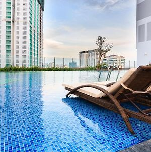 Chau Apartments - Infinity Pool And Gym - Ben Thanh photos Exterior