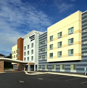 Fairfield Inn & Suites By Marriott Hendersonville Flat Rock photos Exterior