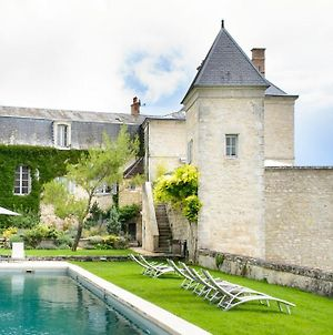 Mailly-Le-Chateau Chateau Sleeps 33 Pool Air Con photos Exterior