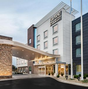 Fairfield Inn & Suites By Marriott Kenosha Pleasant Prairie photos Exterior