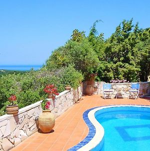 Ano Stalos Villa Sleeps 6 photos Exterior