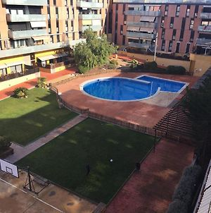 Apartment With 3 Bedrooms In Terrassa, With Wonderful City View, Pool Access, Enclosed Garden - 30 K photos Exterior