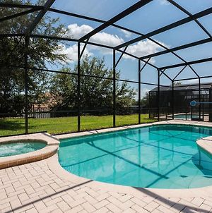 Windsor Hills 6 Bedrooms Villa With Pool/Spa, Near Disney 2.5 Miles - 7771Tb photos Exterior