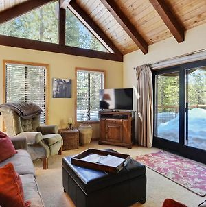 Tahoe Donner Vacation Lodge W Private Hot Tub 4Br 3Ba photos Exterior