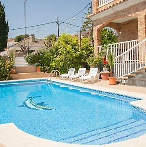 Segur De Calafell Villa Sleeps 14 Pool Wifi photos Exterior