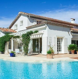 Mougins Villa Sleeps 12 Pool Air Con Wifi photos Exterior
