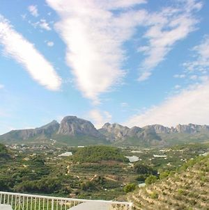 Altea Villa Sleeps 6 Pool Air Con photos Exterior