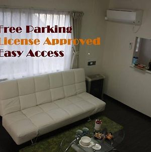 Free Parking Apartment In Sapporo 2014New photos Exterior