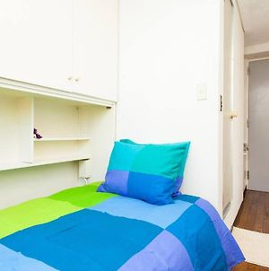 Roppongi Nightlife 2 Mins Walk Sm. Studio With Single Bed photos Exterior