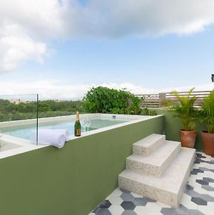 Casa Julian - Incredible 3Br Penthouse With Jacuzzi And A Cenote In Your Backyard! photos Exterior