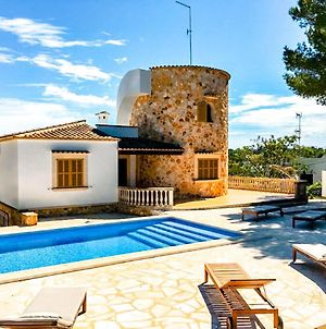 Villa Torre Mar With Swimming Pool And 100M To The Beach photos Exterior
