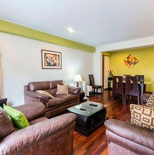 Three Bedroom Apartment In Miraflores photos Exterior
