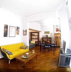 Apartment With 2 Bedrooms In Napoli With Wonderful City View Furnished Balcony And Wifi 4 Km From The Beach photos Exterior