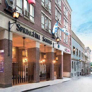 Marriott Springhill Suites Old Montreal photos Exterior