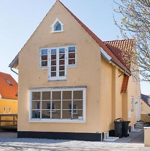 Holiday Apartment In Skagen City Centre 020166 photos Exterior