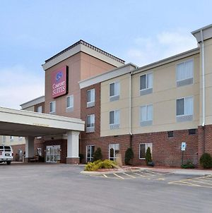 Comfort Suites Urbana Champaign, University Area photos Exterior