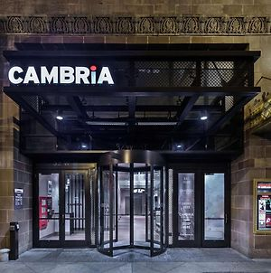 Cambria Hotel Chicago Loop - Theatre District photos Exterior