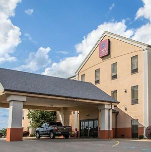 Comfort Suites Jefferson City photos Exterior